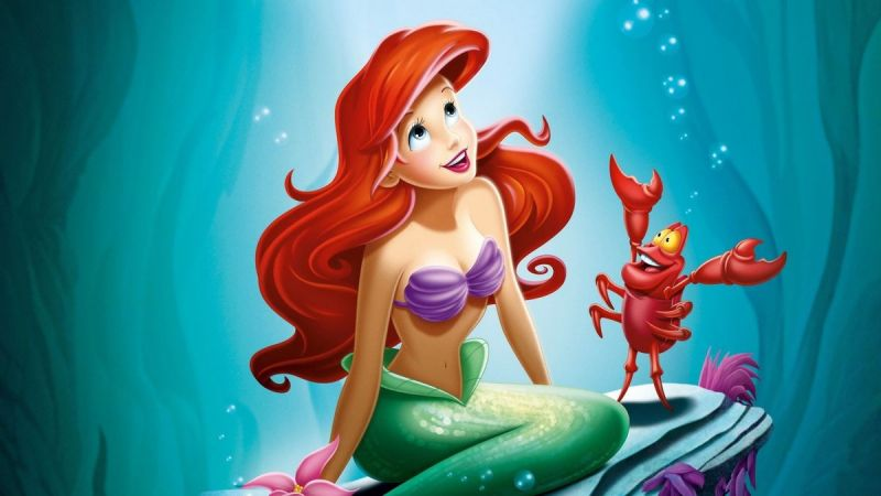 Mała syrenka - Halle Bailey jako rudowłosa Ariel. Nowe zdjęcia z planu