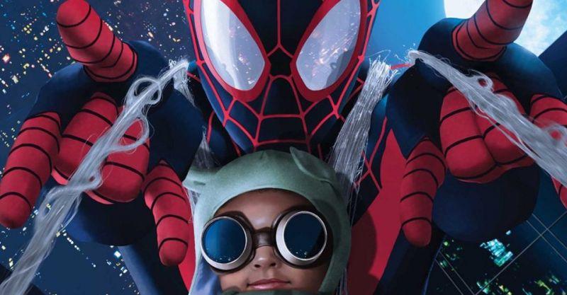 Marvel - rodzina Spider-Mana się rozrasta. Takiego słodziaka jeszcze w niej nie było