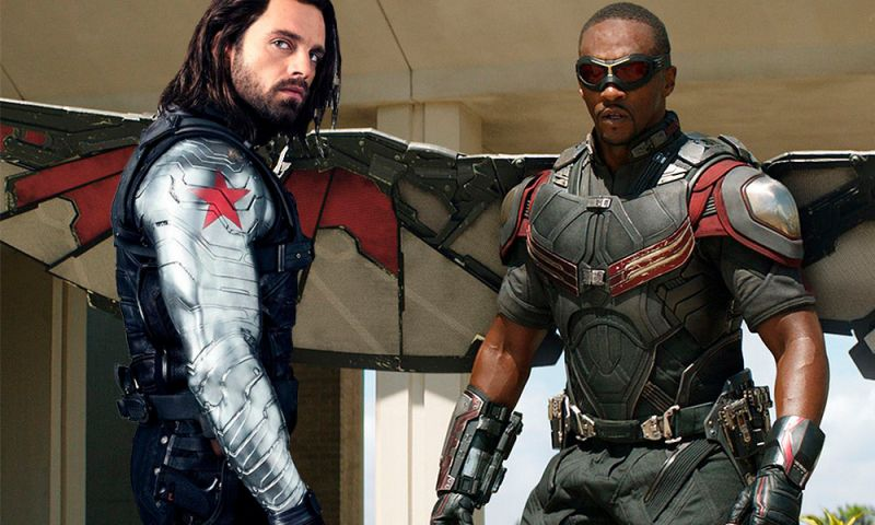 The Falcon and the Winter Soldier - Anthony Mackie o różnicy względem filmów MCU