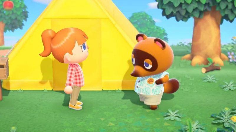Animal Crossing: New Horizons - nowy zwiastun gry przedstawia życie na wyspie