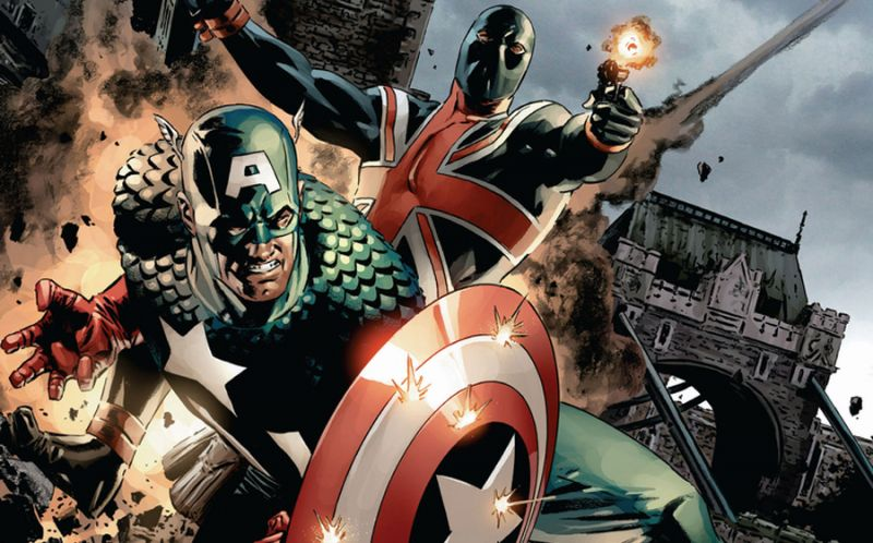 Kapitan Ameryka: Czerwony Łajdak (Tom 2) – recenzja komiksu