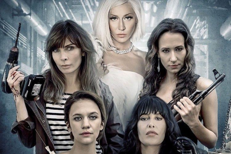 Kobiety mafii - serial na Netflixie. Premierowo jest 2. sezon