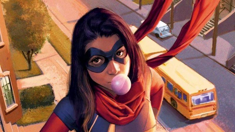 Ms Marvel - kiedy ruszą zdjęcia do kolejnego serialu Disney+? Nowe pogłoski