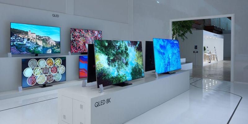 Samsung Display kończy z produkcją paneli LCD