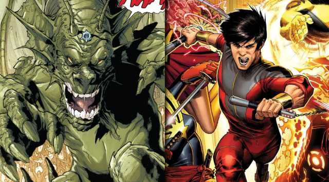 Shang-Chi and the Legend of the Ten Rings - Fin Fang Foom pojawi się w MCU?