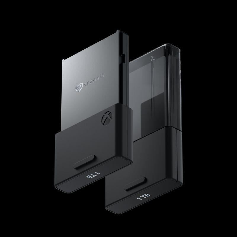 Seagate wycenił pamięć zewnętrzną do Xboxa Series X/S