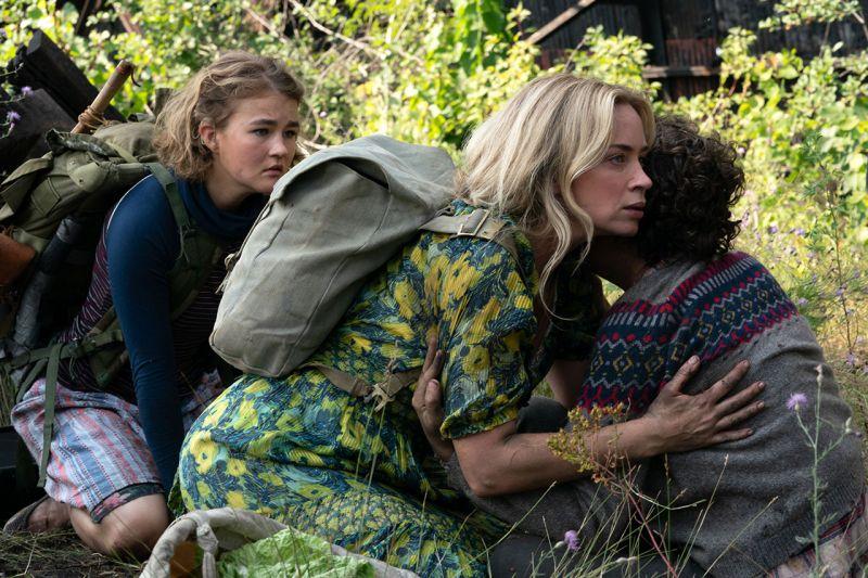 Ciche miejsce 2 i Obecność 3 świetnie, In The Heights rozczarowuje. Wyniki box office