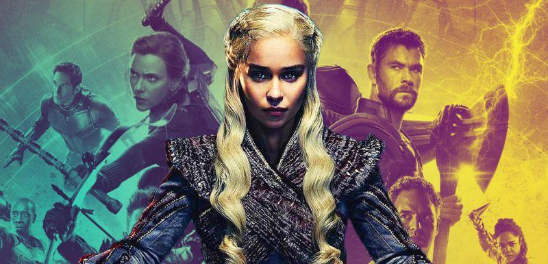 Emilia Clarke: Chcę teraz zrobić coś głupiutkiego. Ma na myśli... Avengers i MCU