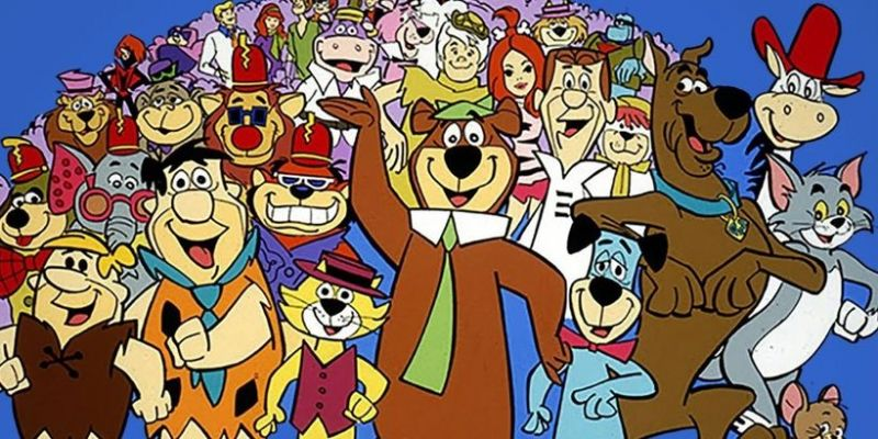 Hanna-Barbera - QUIZ dla fanów kreskówek. Nie tylko Jetsonowie i Miś Yogi