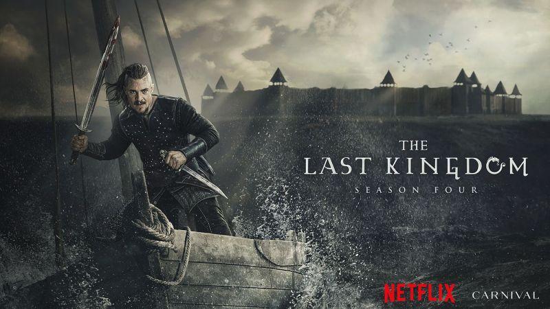 Upadek królestwa - zwiastun 4. sezonu. Bitwy i rozmach!