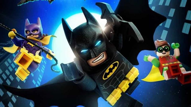 LEGO Batman z wiadomością dla fanów w czasie pandemii. Zobacz wideo