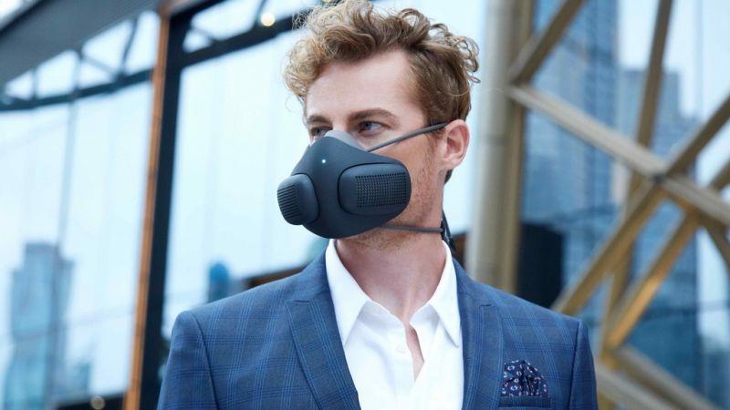 Blue Sky Labs chce zachęcić nas do kupna inteligentnych masek