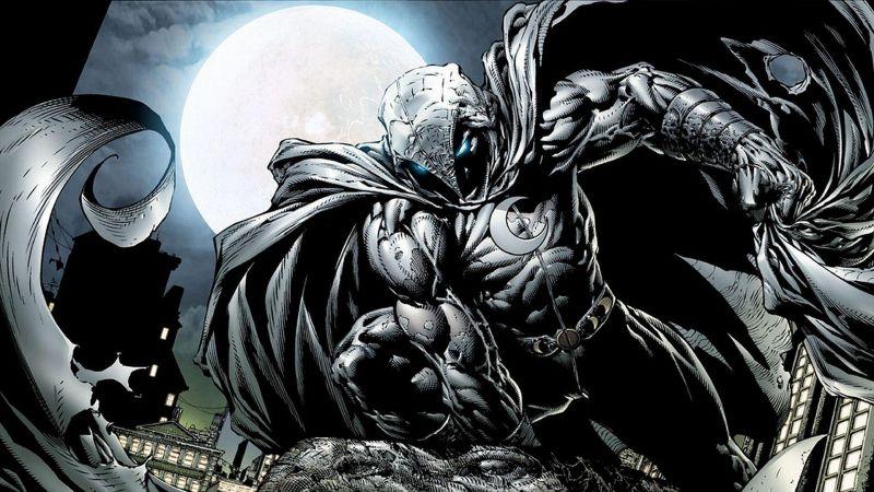 Moon Knight - jakie postacie pojawią się w serialu Marvela? Notki z castingu podpowiadają