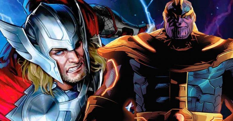 Poradnik masakrowania Thanosa wg Thora. Weź [SPOILER] i spal go żywcem