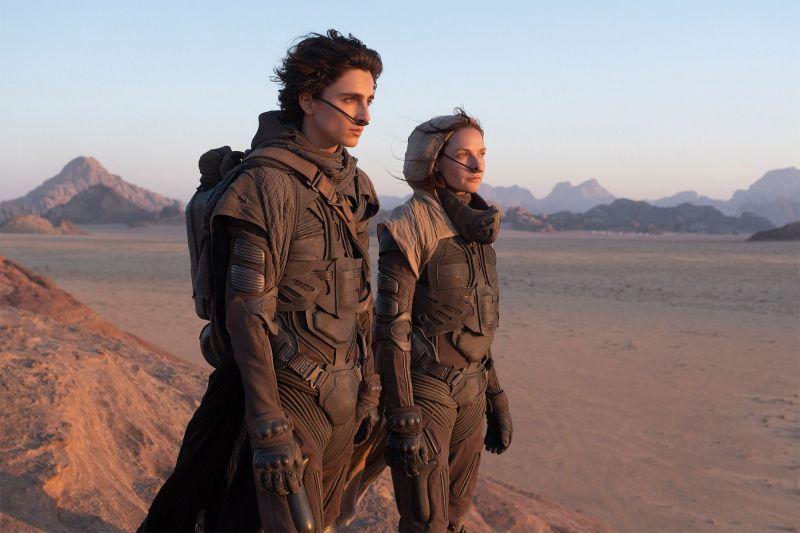 Diuna - Josh Brolin i Timothée Chalamet na nowym zdjęciu z filmu