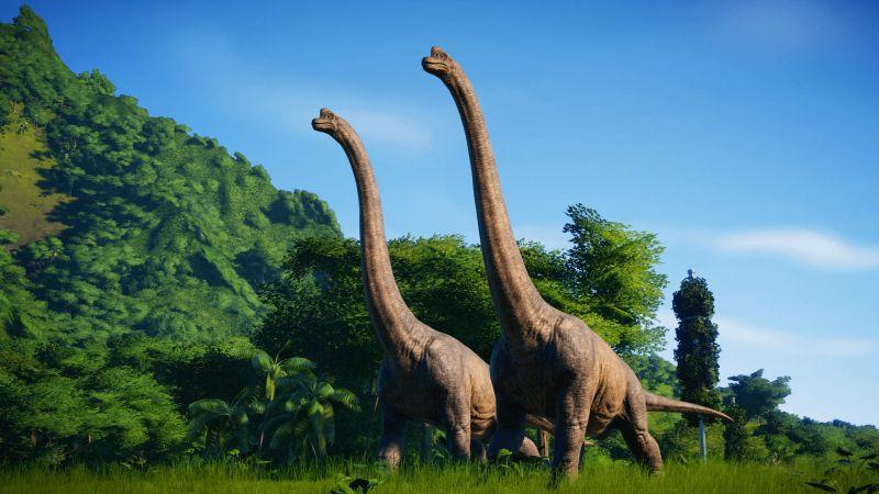 Jurassic World Aftermath może byc kolejną grą w uniwersum