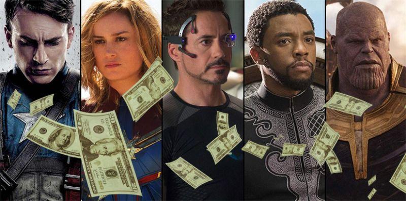 Marvel - najbardziej opłacalne filmy MCU. Ależ zaskoczenia; Avengers kosztują krocie...