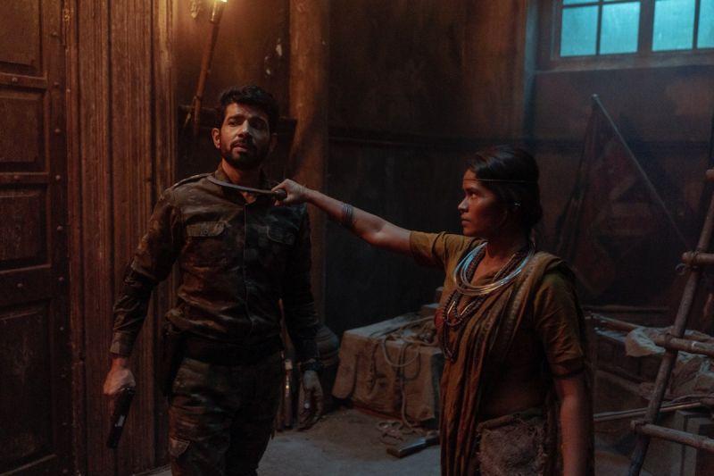 Betaal - zwiastun serialu Netflixa z Indii. Horror o zombie z tajemnego grobowca