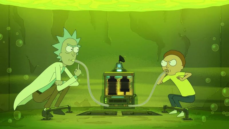 Rick and Morty: sezon 4, epizod 8 – recenzja