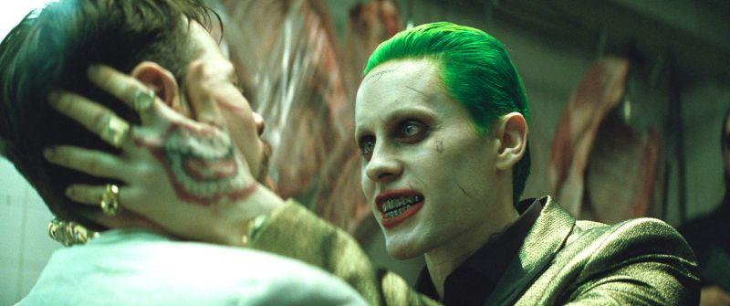 Liga Sprawiedliwości Zacka Snydera - Joker jako Jezus na nowym, kontrowersyjnym zdjęciu z filmu