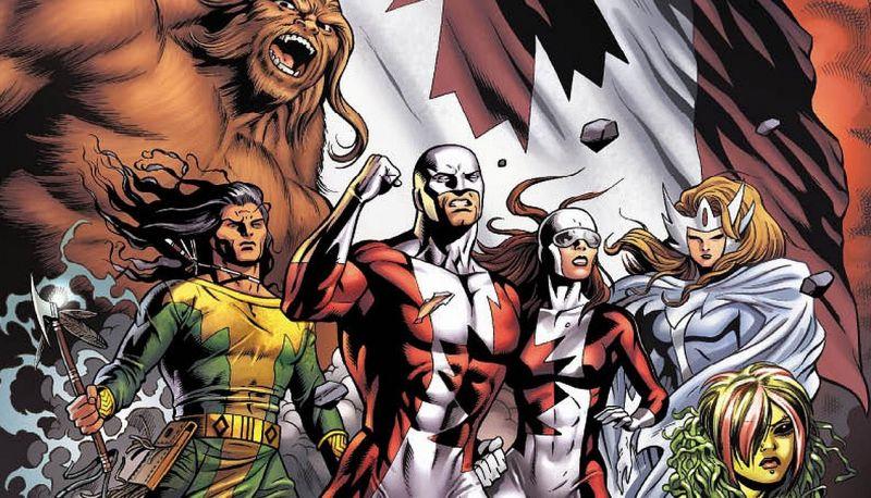 Alpha Flight - Marvel Studios zainteresowane kanadyjską drużyną superbohaterów?