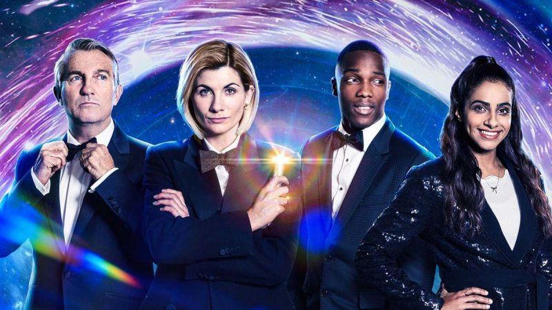Doktor Who - zwiastun specjalnego, świątecznego odcinka serialu. Jack Harkness i Dalekowie powracają