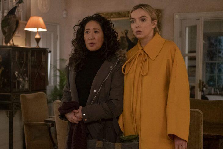 Obsesja Eve: sezon 3, odcinki 7-8 - recenzja