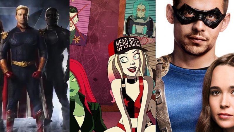Najlepsze emitowane obecnie seriale superbohaterskie wg redakcji naEKRANIE