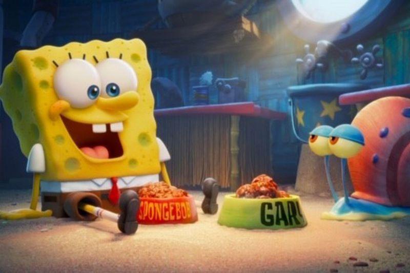 SpongeBob Film: Na ratunek - animacja nie wejdzie do polskich kin