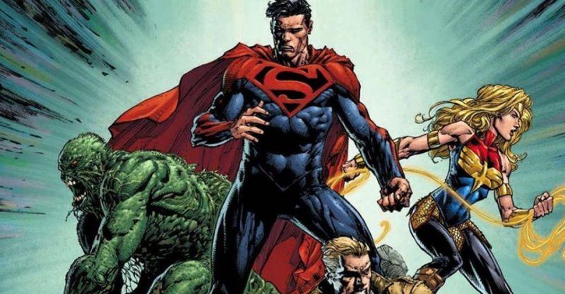 Apokalipsa zombie w świecie DC. Herosi wracają na Ziemię, ale zagłada trwa