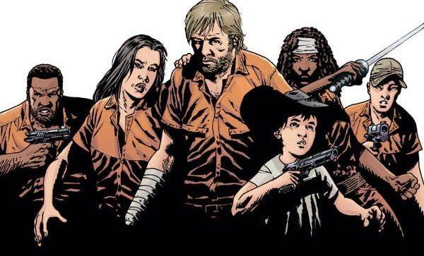 The Walking Dead w kolorze: edycja deluxe zapowiedziana