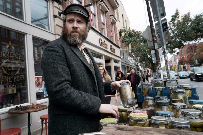 An Americkan Pickle - nowa komedia z Sethem Rogenem pojawi się w HBO GO. Jest polski tytuł