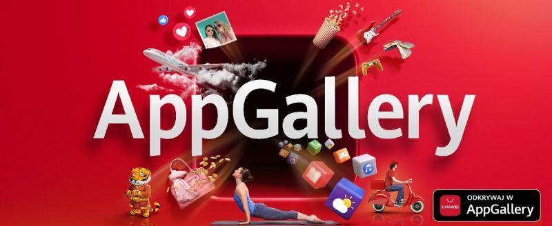 Z AppGallery na wakacje – najciekawsze aplikacje ze sklepu Huawei