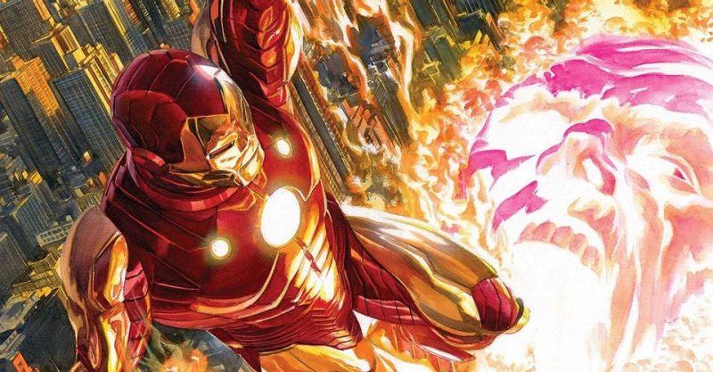 Marvel - Iron Man ma dość bycia herosem. Nowa seria może być dla niego rewolucją