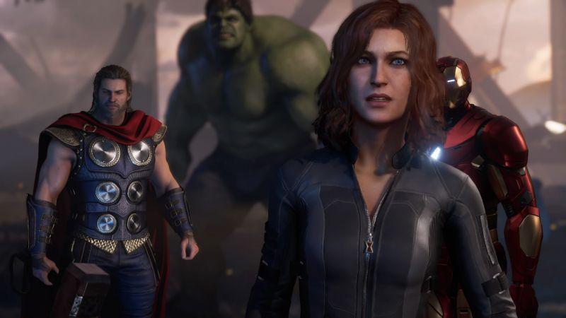 Marvel's Avengers z mało zróżnicowanymi przeciwnikami? Twórcy uspokajają