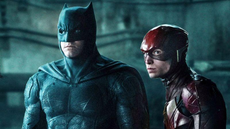 Flash - rola Bena Afflecka w filmie mniejsza niż się spodziewano?