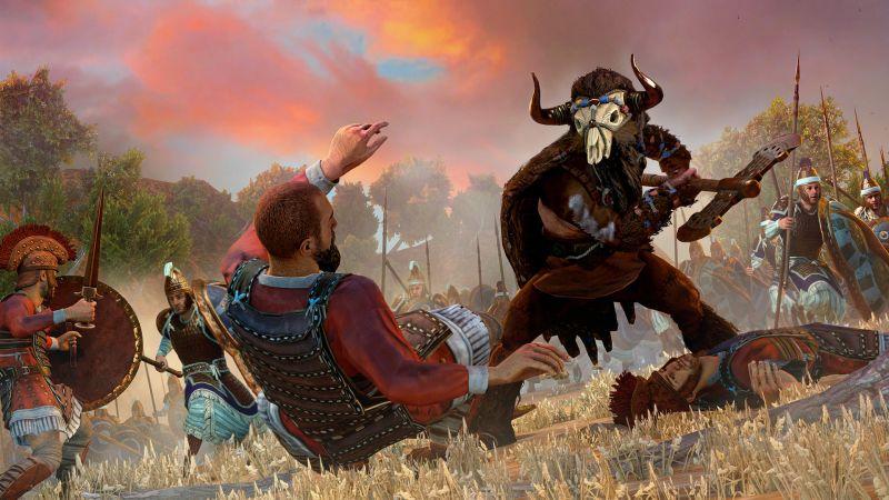 A Total War Saga: Troy na PC za darmo. Wyjątkowa promocja w Epic Game Store