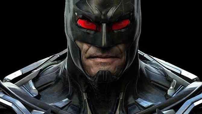 Batman na grafice z anulowanej gry przypomina Mrocznego Rycerza z Flashpoint