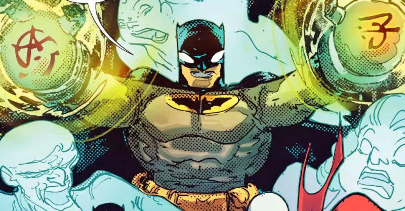 Batman - nowy przeciwnik bohatera w komiksach to zdecydowanie najdziwniejszy pogromca duchów w historii