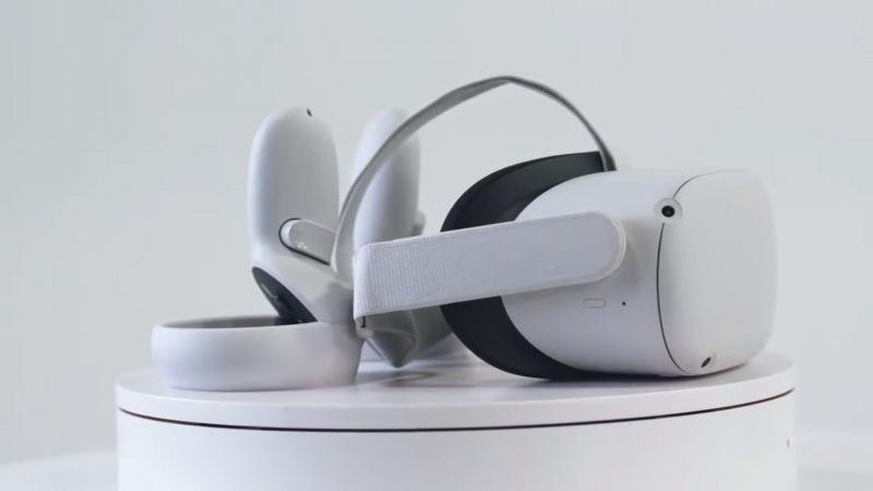 Wyciekły materiały promujące gogle Oculus Quest 2