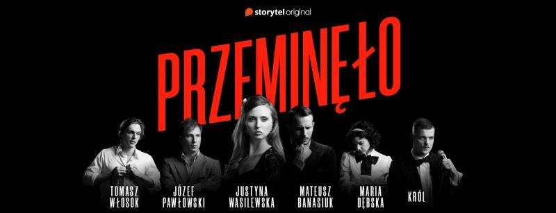 Przeminęło - premiera słuchowiska Storytel opartego na Przeminęło z wiatrem.