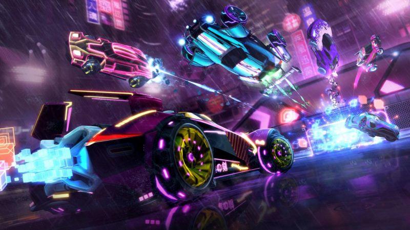 Rocket League w wersji free-to-play ze szczegółami. Zagramy bez abonamentu PS Plus