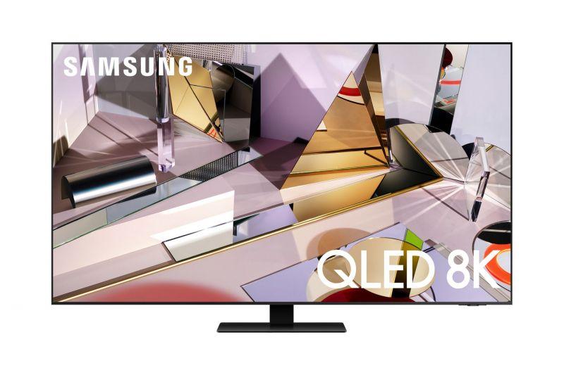Samsung wzbogaca swoje portfolio o nowe telewizory QLED 8K