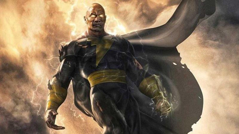 Black Adam - aktor wrzuca zdjęcia z planu. Ujawnienie kostiumu heros już niebawem?