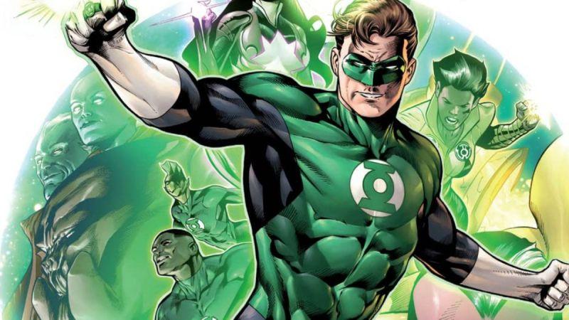 Green Lantern - serial HBO Max ma scenarzystów