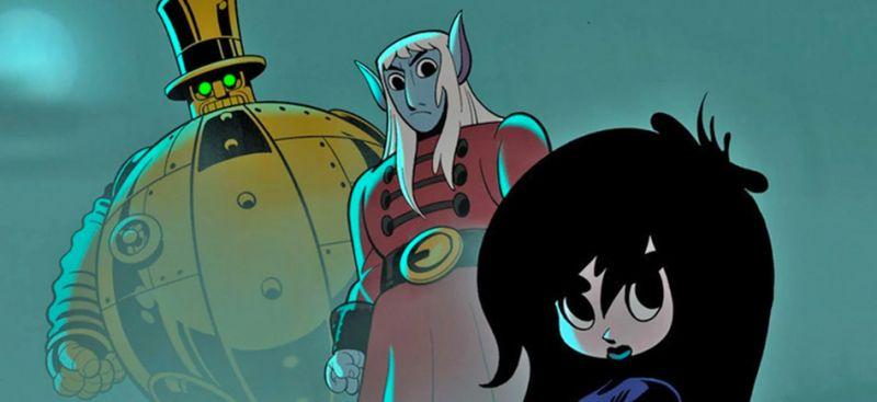 Unicorn: Warriors Eternal - HBO Max i Cartoon Network zamawiają nowy serial od twórcy Laboratorium Dextera