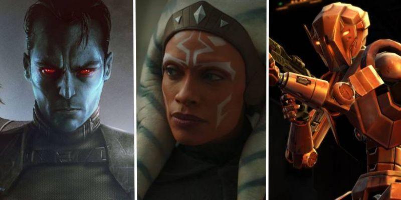 The Mandalorian - Thrawn przyszłością Star Wars? Easter eggi i smaczki z 4. i 5. odcinka