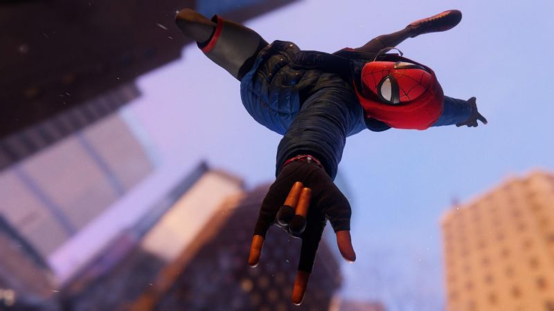 Spider-Man: Miles Morales z lepszą sprzedażą od Uncharted: The Lost Legacy
