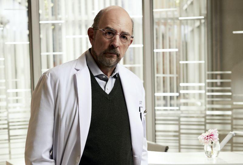 Richard Schiff, aktor The Good Doctor, trafił do szpitala w związku z koronawirusem