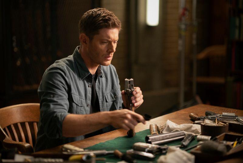 The Boys - Jensen Ackles trenuje do roli. Pokazał wideo